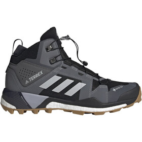 adidas TERREX Skychaser XT Mid Gore-Tex Hiking Shoes Men core black/grey four/halo silver